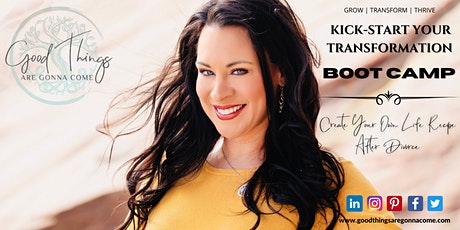 Kick-Start Your Transformation Virtual Boot Camp tickets