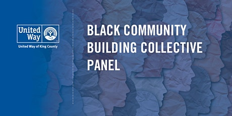 Black Community Building Collective Panel tickets