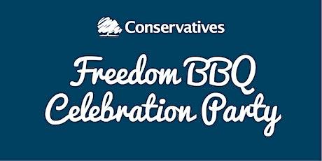 Chanctonbury Freedom BBQ Celebration Party tickets