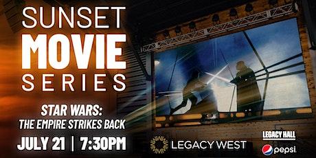 Sunset Movie Series: Star Wars: The Empire Strikes Back tickets