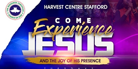 Harvest Centre - Sunday Worship Service tickets