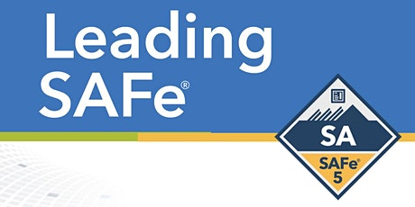 Leading SAFe (SA) Junio - Curso Online en Español boletos