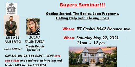 Free First Time Home Buyer Seminar! tickets