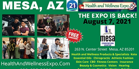 East Valley Health and Wellness Expo tickets