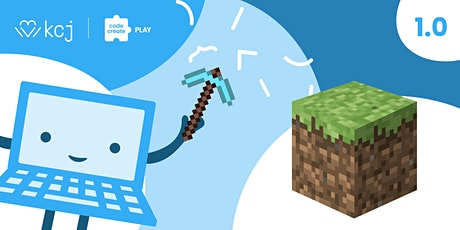 Minecraft 1.0    foundations for coding summer camp [online] tickets
