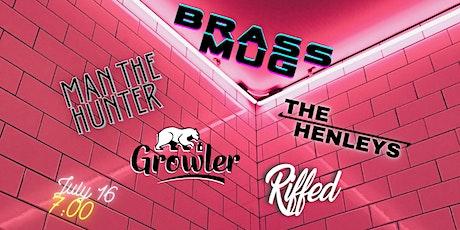 Friday night Rock at Brass Mug tickets