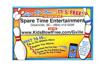 Kids Bowl Free tickets