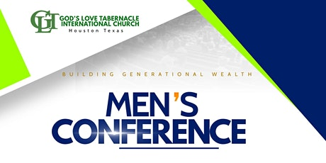 Men's Conference - Building Generational Wealth tickets