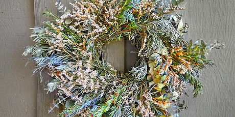 Herbal Wreath Making Workshop and Lunch at Thomas Farm tickets