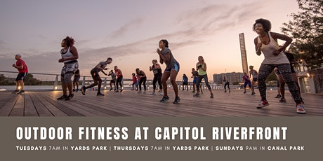 Outdoor Fitness at Capitol Riverfront tickets