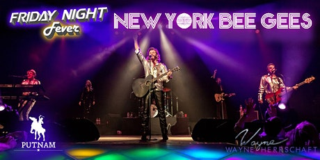 Friday Night Fever with the New York Bee Gees at Putnam! tickets