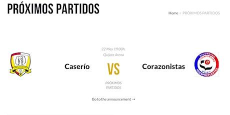 Caserío : Corazonistas entradas