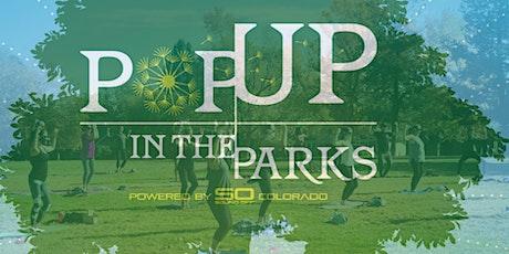 Pop Up In The Parks (Sloans Lake) w Jenna (Zenver Yoga) tickets