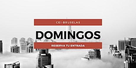 CULTO PRESENCIAL - HORARIO N°1 // 08H00-10H00 tickets