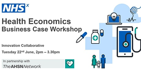 NHSX IC:Business Case Workshop (Mental Health) tickets