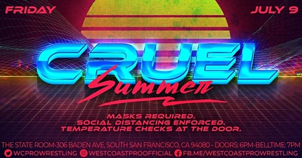 Cruel Summer 2021 tickets