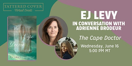 Live Stream with EJ Levy in conversation with Adrienne Brodeur tickets