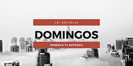 CULTO PRESENCIAL - HORARIO N°2 // 11H00-13H00 tickets