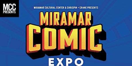 Miramar Comic Expo tickets