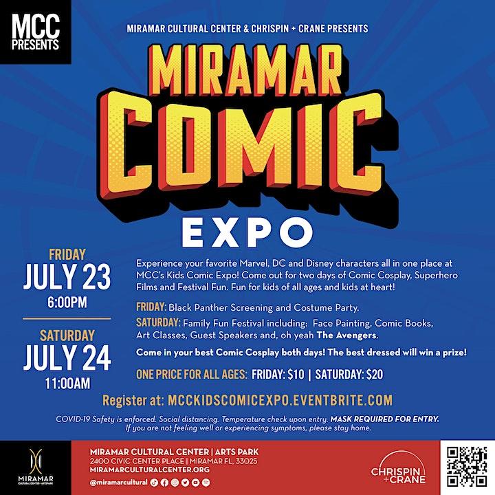 Miramar Comic Expo image