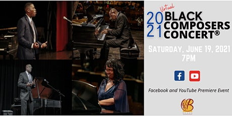 2021 Virtual Black Composers Concert® tickets