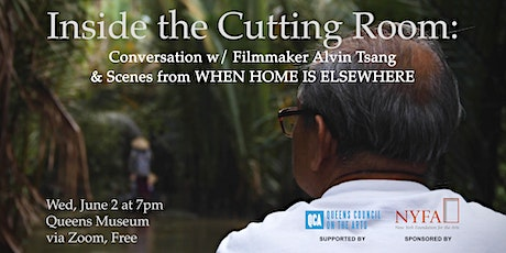 Inside the Cutting Room: Conversation & Scenes from WHEN HOME IS ELSEWHERE tickets