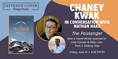Live Stream with Chaney Kwak in conversation with Nate Hake tickets