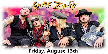 ENUFF Z' NUFF at Bigs Bar Sioux Falls tickets