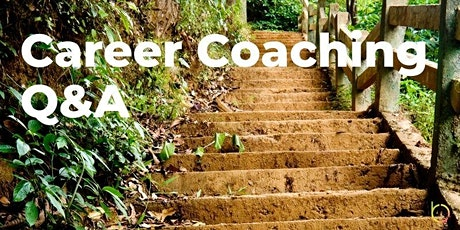 Live Career Coaching Q&A tickets