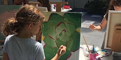 Summer Art Camp: Art Magnified! tickets
