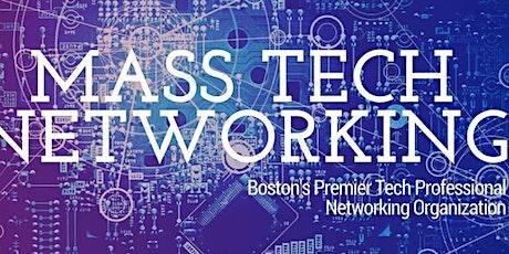 June Virtual IT Networking Event & Vendor Showcase w/ Mass Tech Networking tickets