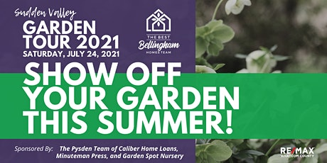 Sudden Valley Garden Tour | Garden Stop Registration tickets