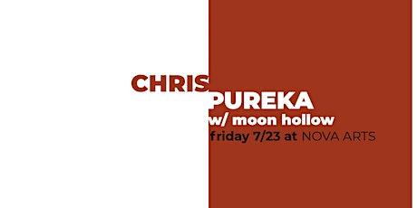 Chris Pureka w/ Moon Hollow tickets