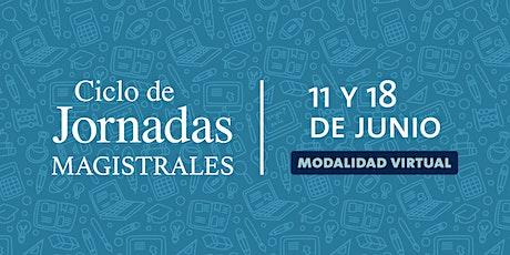 Ciclo de Jornadas Magistrales 2021 entradas