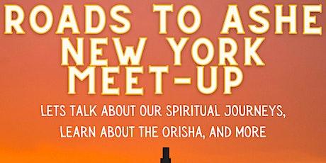 The Ashe Shop New York Meet-up tickets