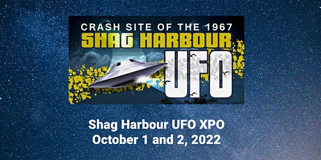 Shag Harbour UFO XPO 2022 tickets