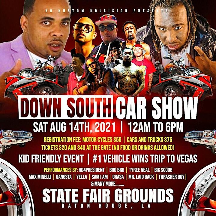 Down South Car Show image