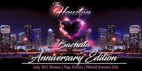 Houston Loves Bachata Anniversary Weekender tickets