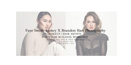 Makeup & Hair Artist Portfolio Building Workshop tickets