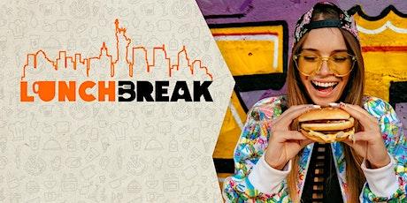 Lunch Break NYC tickets