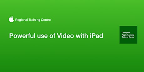 Powerful use of Video with iPad tickets