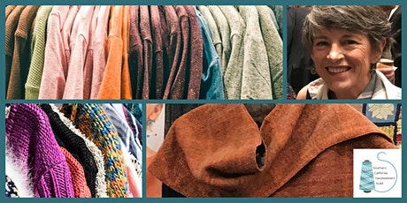 WeFF DIY Workshop: Upcycling: Textile Treasures from Thrift Store Finds tickets