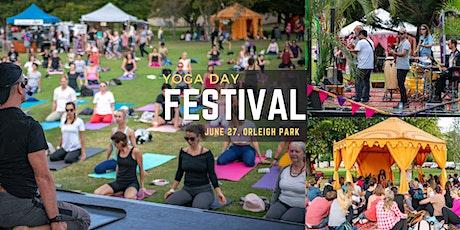 Yoga Day Festival Brisbane 2021 tickets