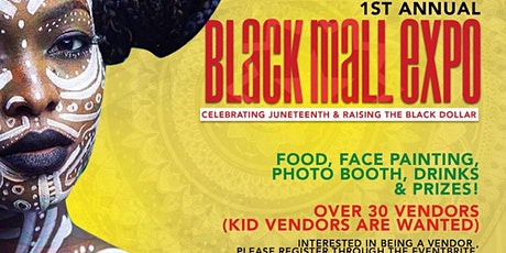 1st Annual Black Mall Expo tickets