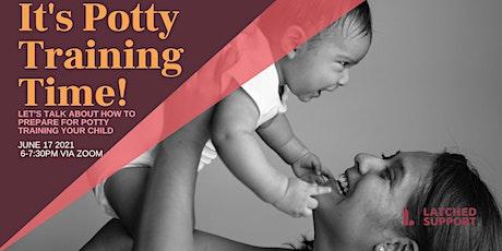 Potty Training Basics tickets