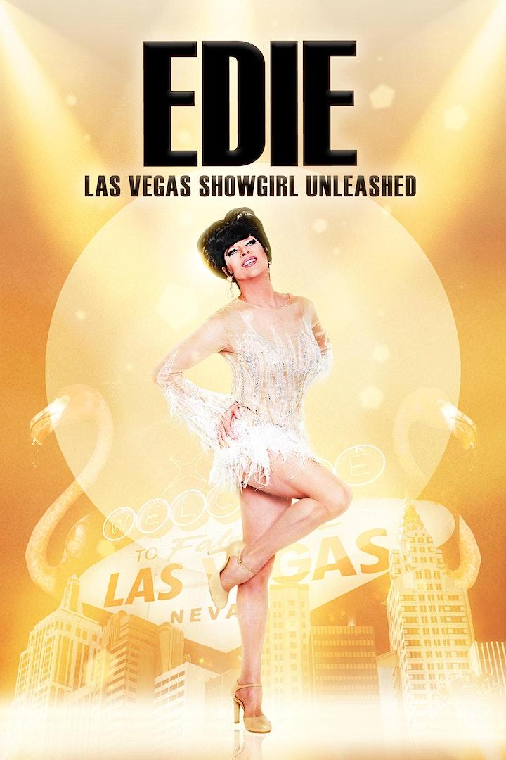 """EDIE in """"Las Vegas Showgirl: UNLEASHED!"""" image"""