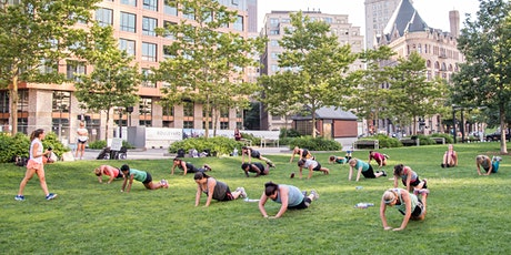 Flow Yoga on The Greenway with Healthworks (FREE) tickets