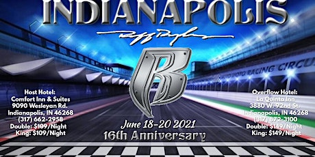 Indianapolis Ruff Ryders 16th Anniversary Weekend tickets