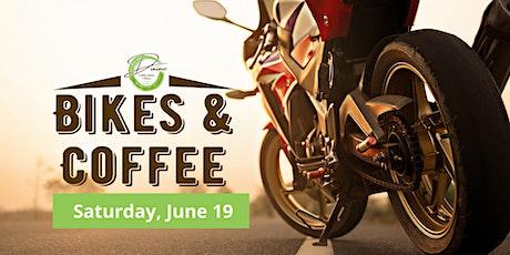 Bikes & Coffee - June tickets