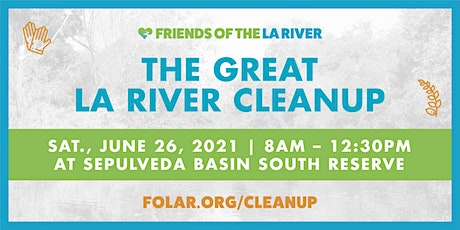 The Great LA River CleanUp: Sepulveda Basin South Reserve tickets